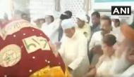 VIDEO: नीतीश कुमार ने हनुमान जयंती के दिन दरगाह में की जियारत