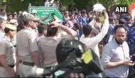 सरकार के खिलाफ संसद मार्ग पर SSC और NEET छात्रों का हल्ला बोल