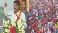 Dharmendra Pradhan urges people to work for development of Odisha