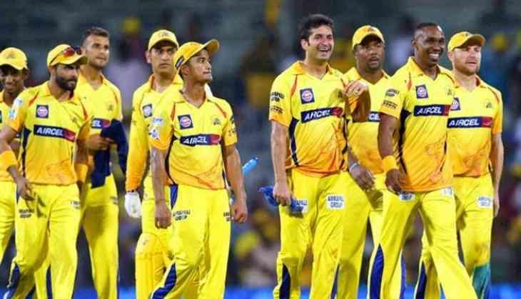csk team 2018 players list complete ipl squad of chennai