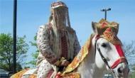 घोड़ी चढ़ने पर अड़े दलित दूल्हे ने पूछा- क्या मैं हिंदू नहीं, क्या अलग है मेरा संविधान?