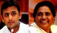 मायावती-अखिलेश ने राहुल गांधी को दिया बड़ा झटका, सीटों का बंटवारा तय, गठबंधन में कांग्रेस को नहीं दी जगह !