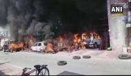 भारत बंदः SC/ST एक्ट के विरोध में जमकर हुई हिंसा, पांच की मौत, देखें तस्वीरें