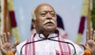 RSS प्रमुख मोहन भागवत के काफिले से 6 साल के बच्चे की मौत, एक व्यक्ति घायल