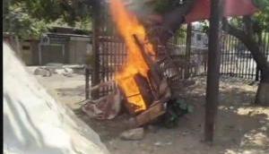 SC/ST के खिलाफ भारत बंद में एक की मौत, कई जगह हालात बेकाबू