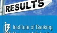 IBPS PO Final Result 2018: IBPS ने किया PO/MT का रिजल्ट घोषित, ऐसे जानें अपना परीक्षा परिणाम