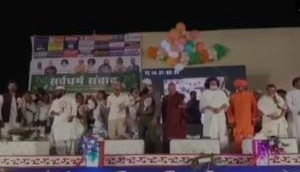 Peace conference held in violence-hit Bihar