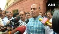 BSF not first line of defence but first wall of defence: Rajnath