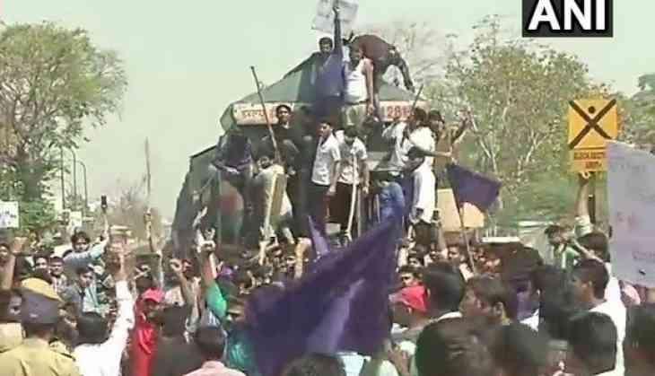 Dalit protests turn violent; at least 9 dead