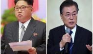 North Korean leader Kim Jong-un, South Korean president Moon Jae-in affirm to build peace on Korean Peninsula