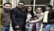 अजय ने परिवार के साथ अपने 49वें बर्थडे को इस अंदाज में किया सेलिब्रेट, देखें तस्वीर