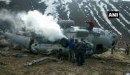 केदारनाथ में एयरफोर्स का MI-17 हेलीकॉप्टर क्रैश, लैंडिंग करते समय लगी आग