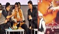 Shah Rukh Khan acquires Hindi remake rights of Hey Ram, confirms Kamal Haasan