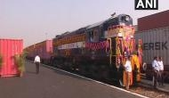 First India-Bangladesh container train flagged off