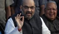 Amit Shah takes on Rahul Gandhi in a witty way calling him 'Babua'; says BJP lucky to have him in opposition