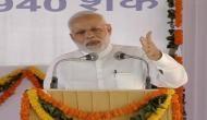 PM Modi slams Oppn for hindering govt's bid for development