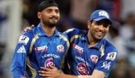 IPL शुरू होने से पहले रोहित शर्मा को आई हरभजन की याद, कही ये बात