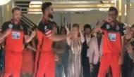 Video: IPL से पहले विराट ने RCB के खिलाड़ियों के साथ किया ऐसा डांस कि चहल को आ गई हंसी