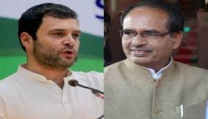 राहुल गांधी ने ट्वीट कर शिवराज पर साधा निशाना, बाबाओं को मंत्री बनाने पर लिखी पैरोडी