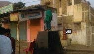 Ambedkar's statue vandalised in Achrol