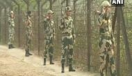 Pakistani smuggler shot dead by BSF in Punjab