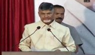 Chief Minister Naidu takes out cycle rally to press for Special status