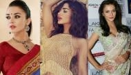 A saree shows off your curves at the right places, but it is still the best thing a woman can wear: Amy Jackson