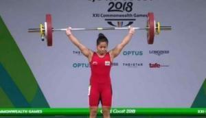 CWG 2018: देश की झोली में तीसरा पदक, वेटलिफ्टिंग में संजीता चानू ने दिलाया स्वर्ण
