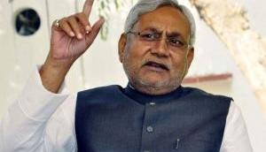 Working towards ensuring fear-free Bihar: Nitish Kumar