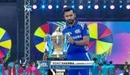 अनोखा रिकॉर्ड: जब भी क्रीज पर रहे हैं रोहित शर्मा, IPL में कभी नहीं हारी उनकी टीम