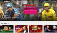 Hotstar पर कैसे देख सकते हैं IPL मैच, LIVE स्ट्रीमिंग के लिए अपनाएं ये तरीका
