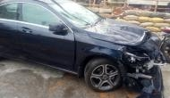 1 killed, 1 injured as car of BJP MLA's son collides with bike