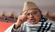 फारुक अब्दुल्ला ने कहा- हम भारत के गुलाम नहीं, भारत को करना होगा कश्मीरियों का आदर