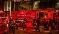 1 killed in Trump Tower fire in New York, 4 firefighters injured