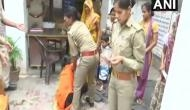 Woman attempts to kill self outside Yogi's residence
