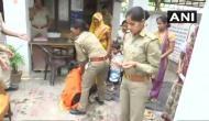 महिला ने बीजेपी MLA पर लगाया रेप का आरोप और CM आवास के सामने करने लगी ये काम..