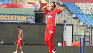 IPL 2018: किंग्स इलेवन पंजाब के इस गेंदबाज ने बिना गेंद फेंके बना लिया ये वर्ल्ड रिकॉर्ड
