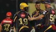 IPL 2018,KKRvsRCB: नीतीश राणा के इस ओवर ने कोहली और डिविलियर्स के तूफान को रोक लिया