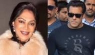 Simi Garewal comes in support of Tiger 'Salman Khan' says, 'He is hiding the real culprit, he can't kill animal'