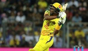 मुंबई के जबड़े से जीत छीनने वाले ब्रावो ने जीत के बाद किया अजीबोगरीब डांस, वीडियो वायरल