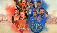IPL 2018, RR vs SRH, Match Preview: Kane Williamson to take charge over Ajinkya Rahane