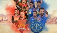 IPL 2018, SRH v RR: Kane Williamson wins the toss and elects to bowl first