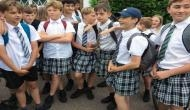 दुनिया के इस स्कूल में लड़किया ही नहीं लड़के भी पहनेंगे स्कर्ट