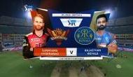 IPL 2018, SRH v RR: Ajinkya Rahane led team sets the target of 126 runs for Kane Williamson's team