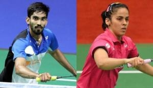 Saina Nehwal, Kidambi Srikanth storm into semifinals of Denmark Open