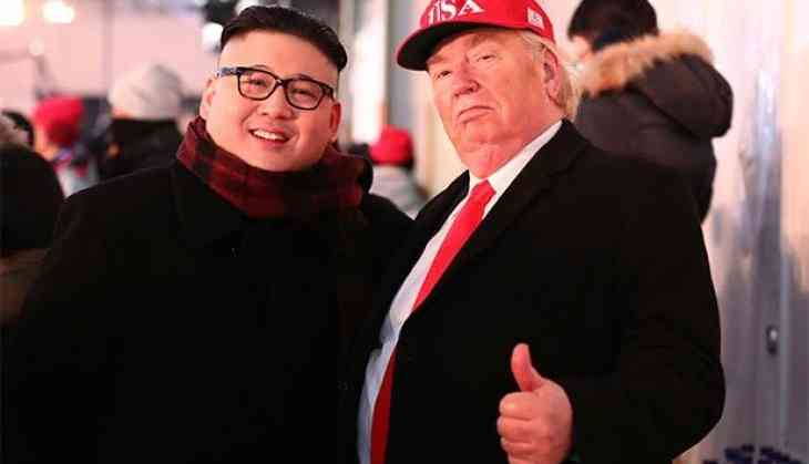 Trump says will meet N. Korea's Kim in May or early June