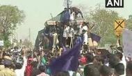 भारत बंद: बिहार के आरा में आंदोलन के दौरान दो गुटों में भिड़ंत, चली गोलियां