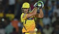 IPL 2018: जाधव के बाद डुप्लेसिस ने धोनी को दिया बड़ा झटका, प्लेइंग इलेवन को लेकर बढ़ाई परेशानी