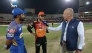 IPL 2018, SRH vs RR: Kane Williamson forgot the names of the his teammates; opponent Rahane recalls him
