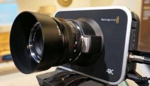 Blackmagic Design designs new Pocket Cinema Camera 4K resolution; video inside